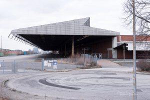 Dach Übersee-Zentrum